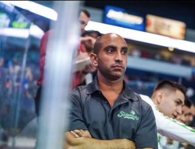 Team Doctor Dr.Sarang Desai | Dallas Sidekicks