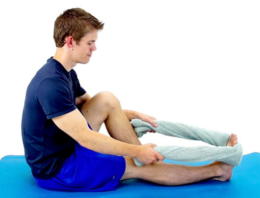 Achilles Stretches